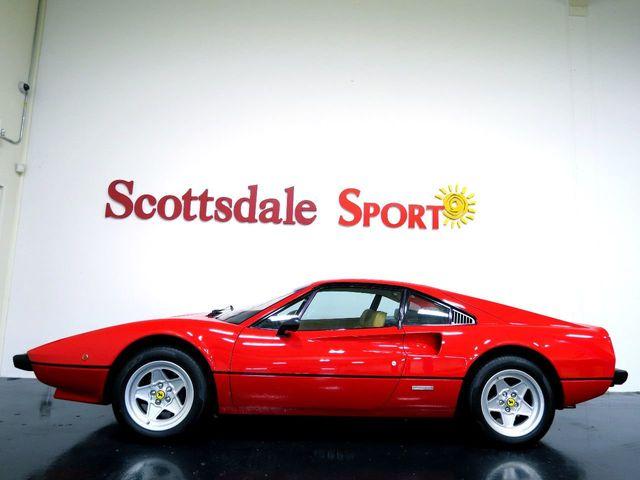 1977 Ferrari 308 GTB COUPE