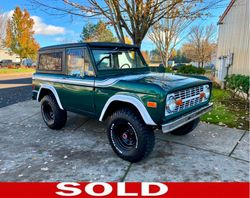 1977 Ford Bronco - U15GLY65974