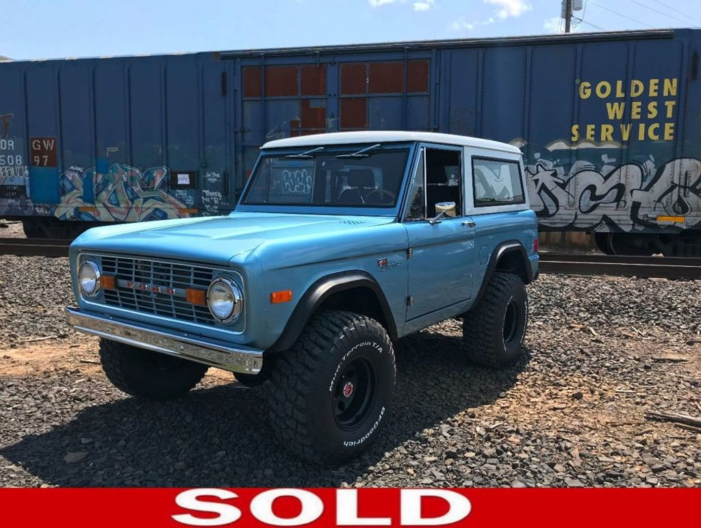 1977 Ford Bronco Rebuilt 302, PS & Power Disc Brakes!  - 16803400 - 0