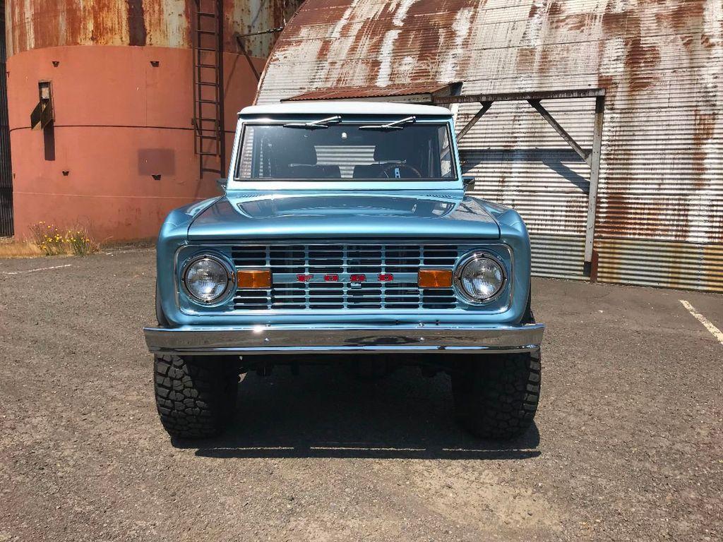 1977 Ford Bronco Rebuilt 302, PS & Power Disc Brakes!  - 16803400 - 9