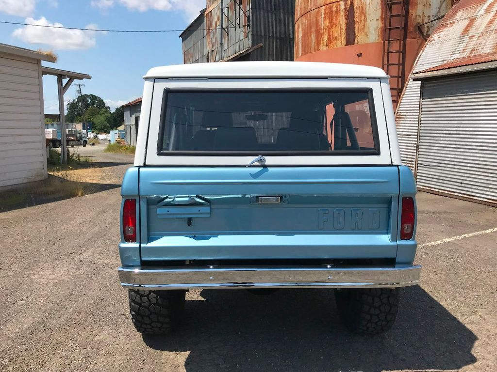 1977 Ford Bronco Rebuilt 302, PS & Power Disc Brakes!  - 16803400 - 10