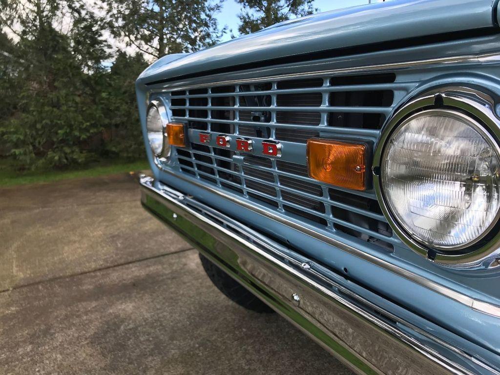 1977 Ford Bronco Rebuilt 302, PS & Power Disc Brakes!  - 16803400 - 11