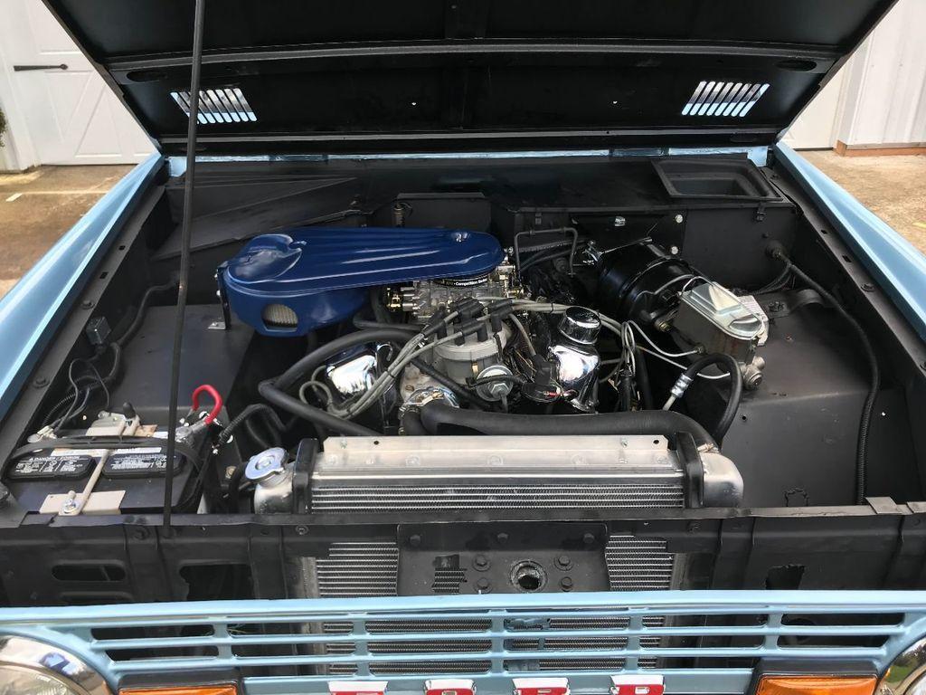 1977 Ford Bronco Rebuilt 302, PS & Power Disc Brakes!  - 16803400 - 13