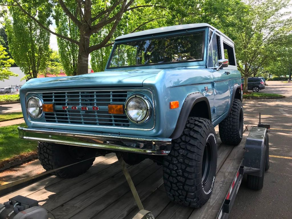 1977 Ford Bronco Rebuilt 302, PS & Power Disc Brakes!  - 16803400 - 16
