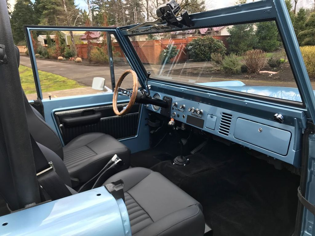 1977 Ford Bronco Rebuilt 302, PS & Power Disc Brakes!  - 16803400 - 18