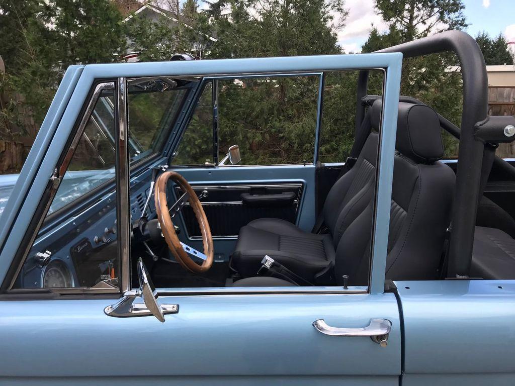 1977 Ford Bronco Rebuilt 302, PS & Power Disc Brakes!  - 16803400 - 19