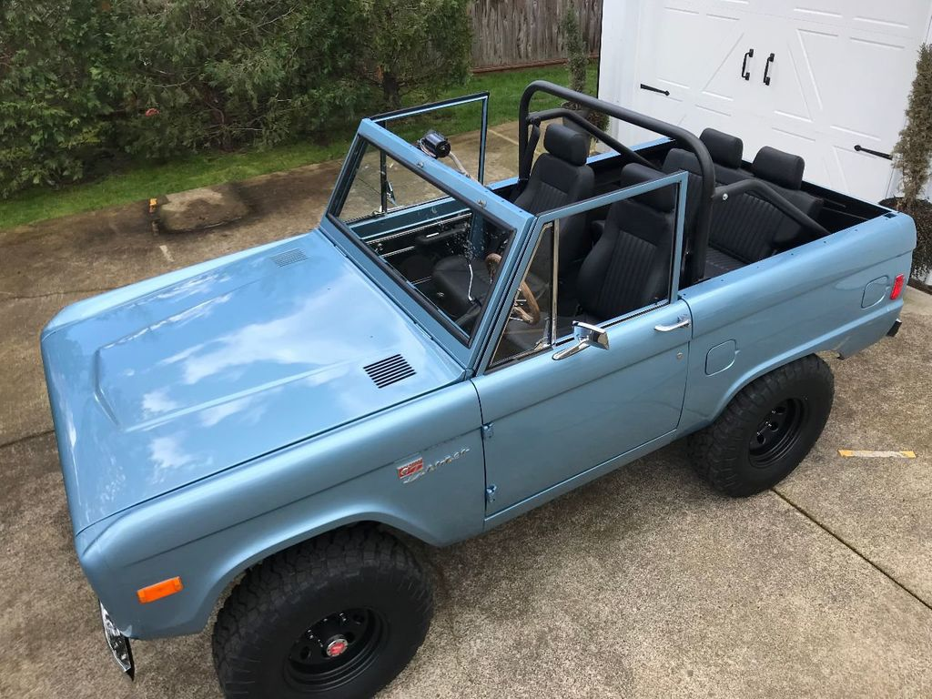1977 Ford Bronco Rebuilt 302, PS & Power Disc Brakes!  - 16803400 - 22