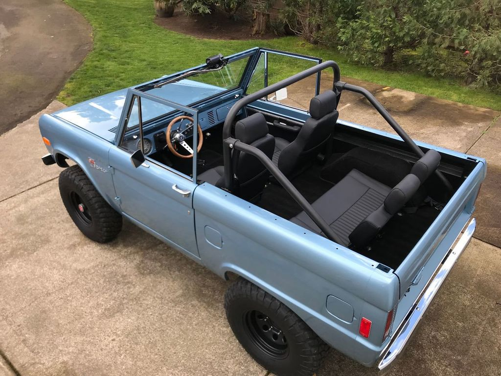 1977 Ford Bronco Rebuilt 302, PS & Power Disc Brakes!  - 16803400 - 23