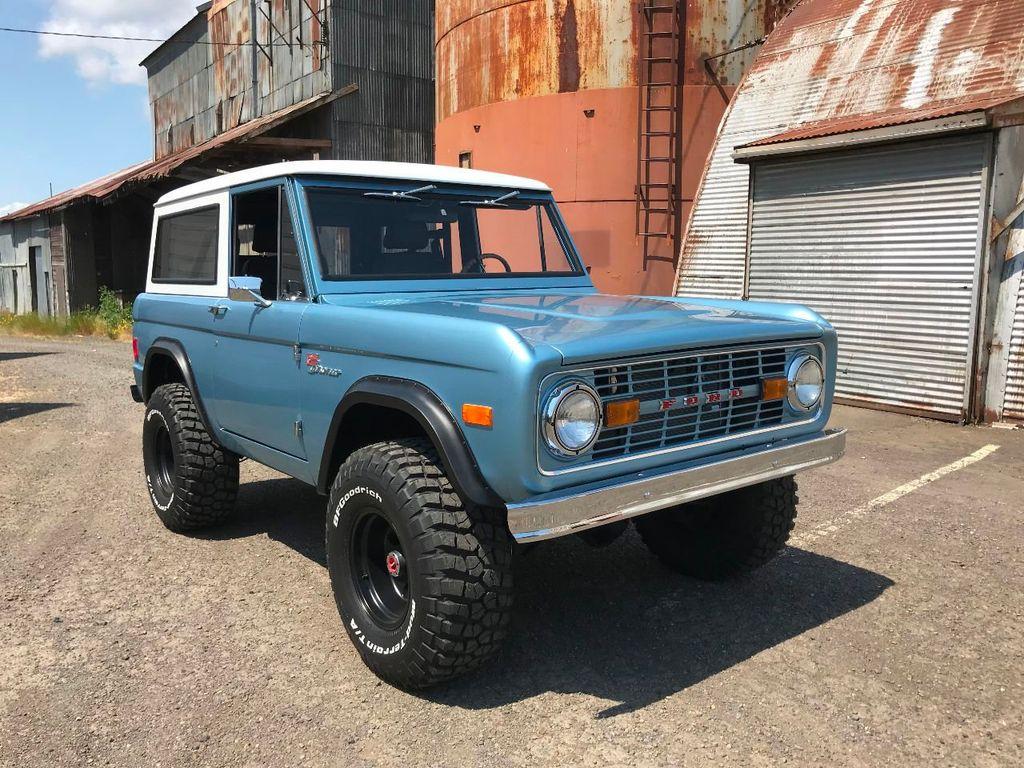 1977 Ford Bronco Rebuilt 302, PS & Power Disc Brakes!  - 16803400 - 2
