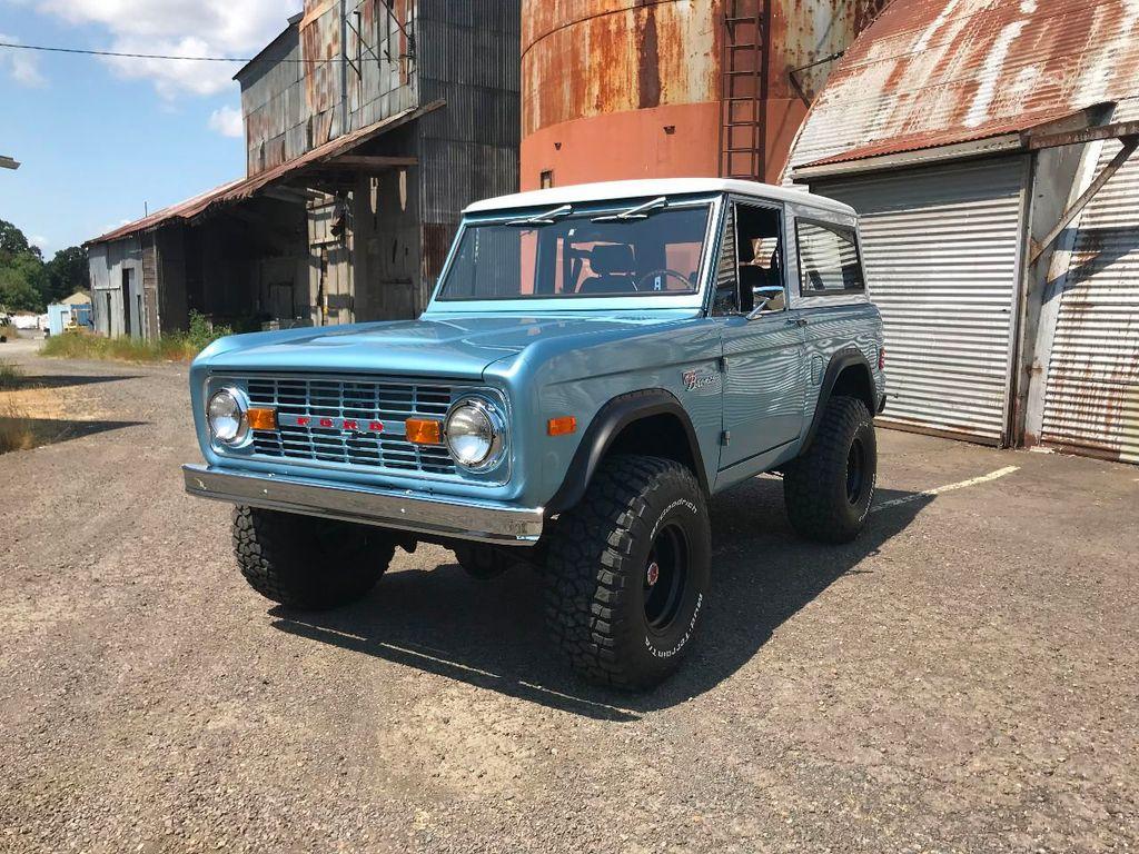 1977 Ford Bronco Rebuilt 302, PS & Power Disc Brakes!  - 16803400 - 3
