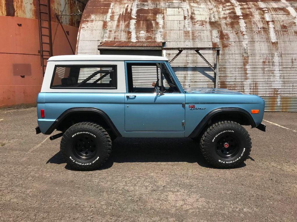1977 Ford Bronco Rebuilt 302, PS & Power Disc Brakes!  - 16803400 - 4