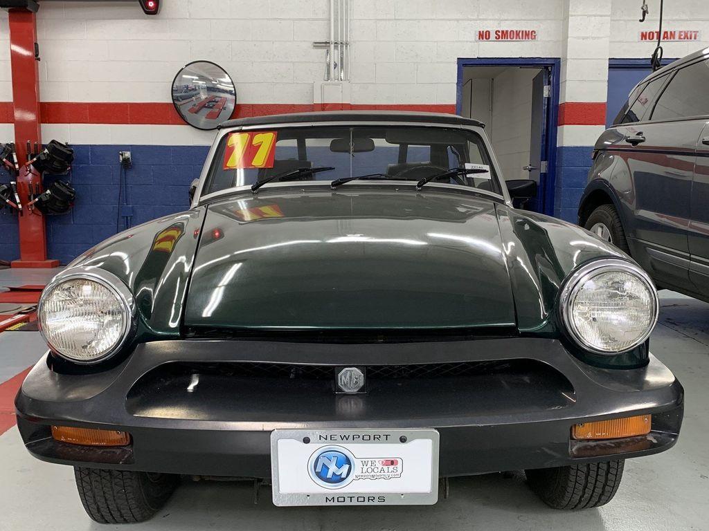 Mg Auto Sales >> 1977 Used Mg At Baja Auto Sales East Serving Las Vegas Nv Iid 18989833