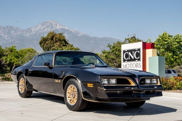 1977 Pontiac Trans Am SE Bandit Coupe for Sale Upland, CA - $129,999 -  Motorcar com
