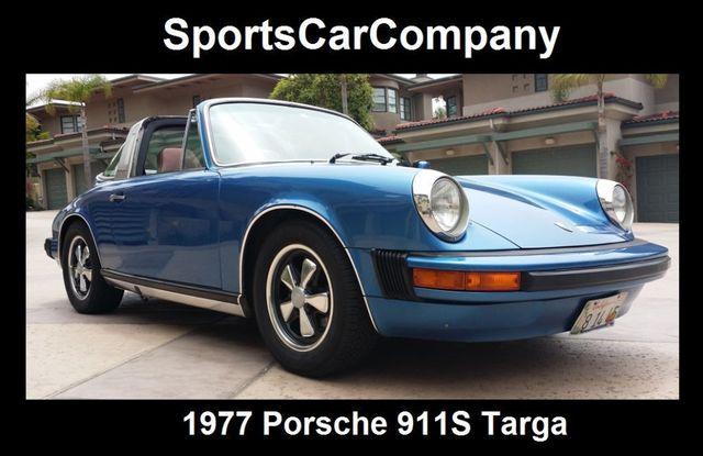 1977 Porsche 911S Targa Porsche 911S Targa - 15145321 - 1
