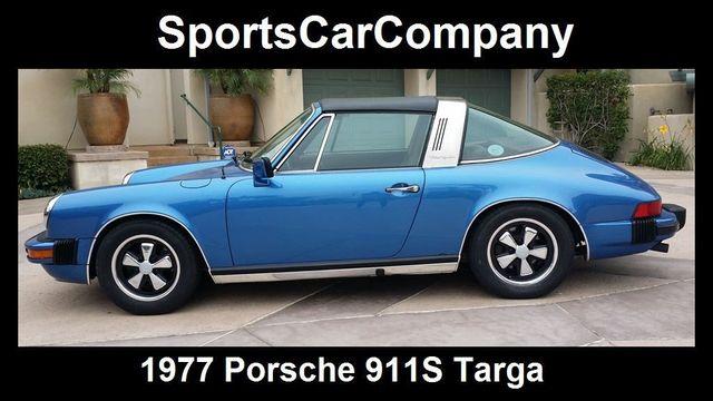 1977 Porsche 911S Targa Porsche 911S Targa - 15145321 - 2