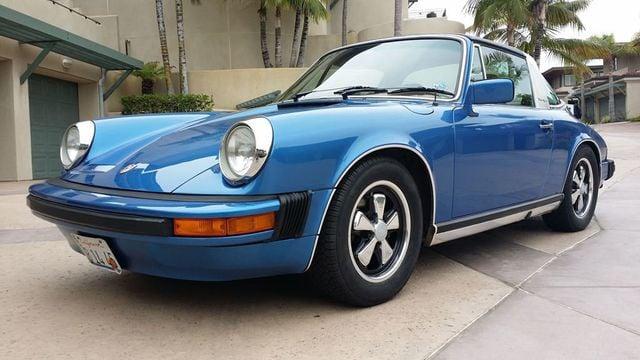 1977 Porsche 911S Targa Porsche 911S Targa - 15145321 - 31