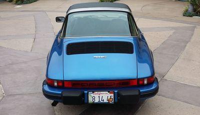 1977 Porsche 911S Targa Porsche 911S Targa - Click to see full-size photo viewer