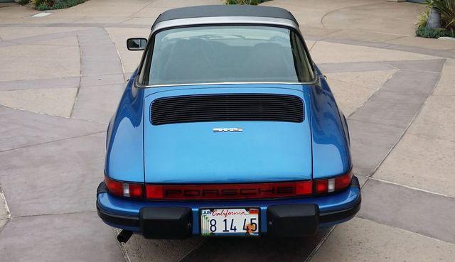 1977 Porsche 911S Targa Porsche 911S Targa - 15145321 - 35