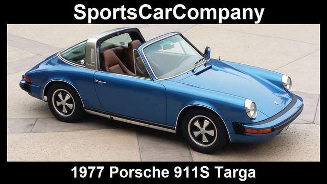 1977 Porsche 911S Targa Porsche 911S Targa - 15145321 - 3