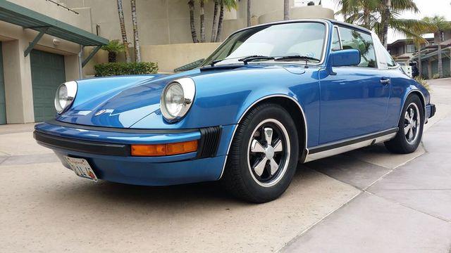 1977 Porsche 911S Targa Porsche 911S Targa - 15145321 - 41