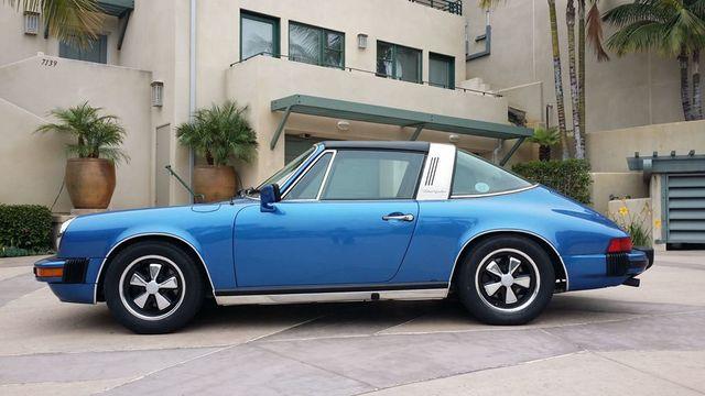 1977 Porsche 911S Targa Porsche 911S Targa - 15145321 - 43