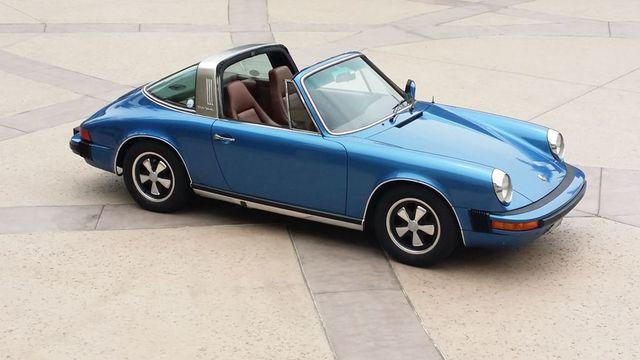 1977 Porsche 911S Targa Porsche 911S Targa - 15145321 - 45