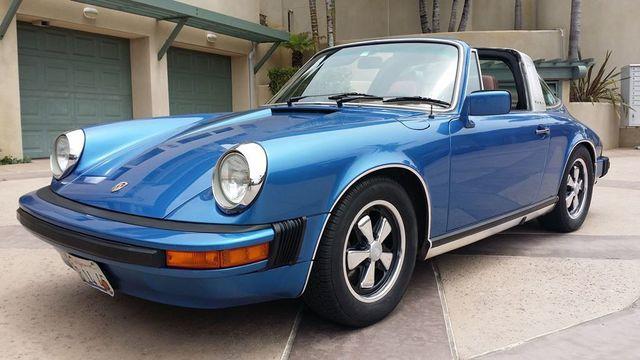 1977 Porsche 911S Targa Porsche 911S Targa - 15145321 - 47