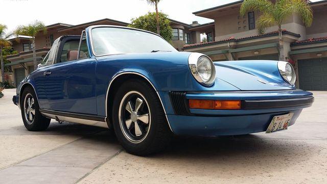 1977 Porsche 911S Targa Porsche 911S Targa - 15145321 - 48