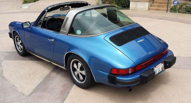 1977 Porsche 911S Targa Porsche 911S Targa - 15145321 - 5