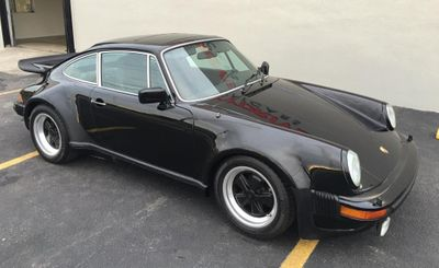 1977 Porsche Turbo Carrera  - Click to see full-size photo viewer