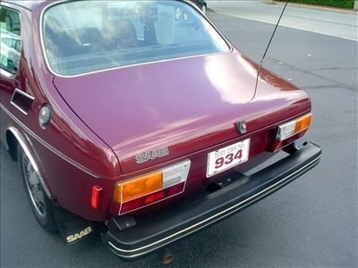 1977 Saab 99 Turbo Test Car - Click to see full-size photo viewer