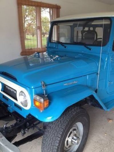 1977 Toyota Land Cruiser  Coupe