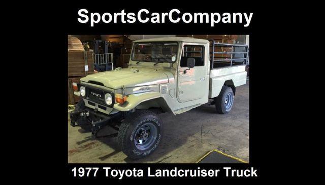 1977 Toyota LandCruiser Truck