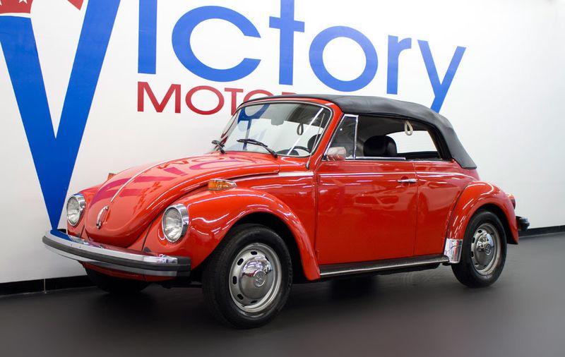 1977 Used Volkswagen Bug Convertible 1977 Volkswagen Bug