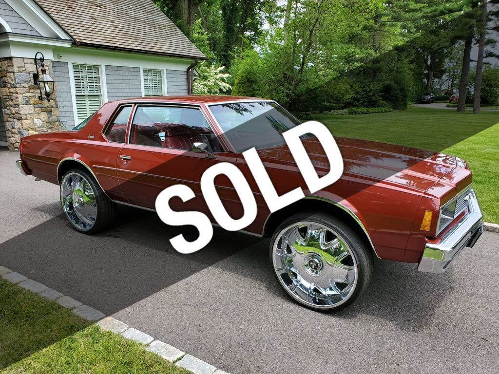 1978 Used Chevrolet Impala For Sale At Webe Autos Serving Long Island Ny Iid 19030054