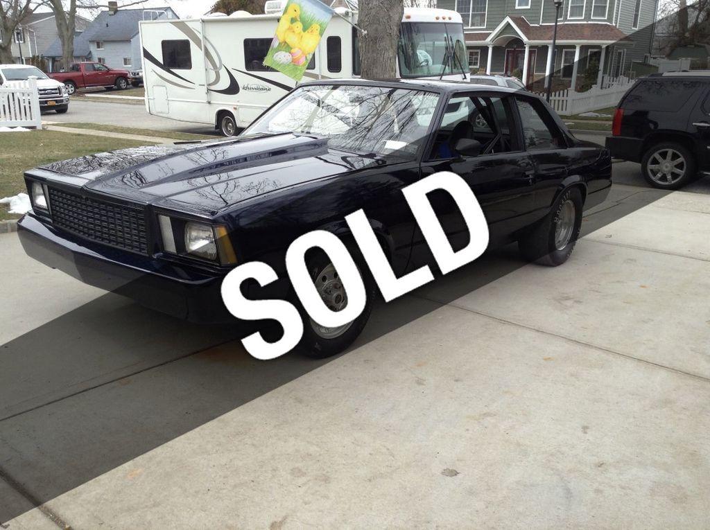 1978 Chevrolet Malibu Pro Street - 17514316 - 0