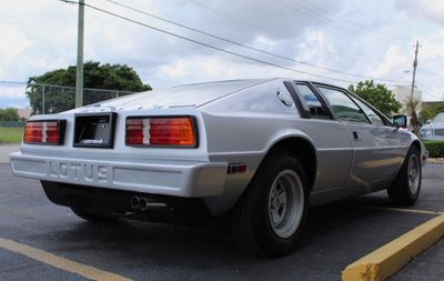 1978 Lotus Esprit  - Click to see full-size photo viewer