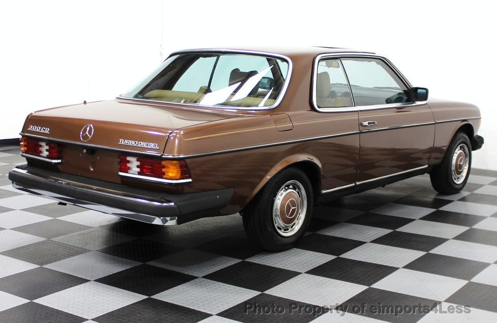 1978 used mercedes benz 300cd diesel coupe at for Mercedes benz doylestown pa