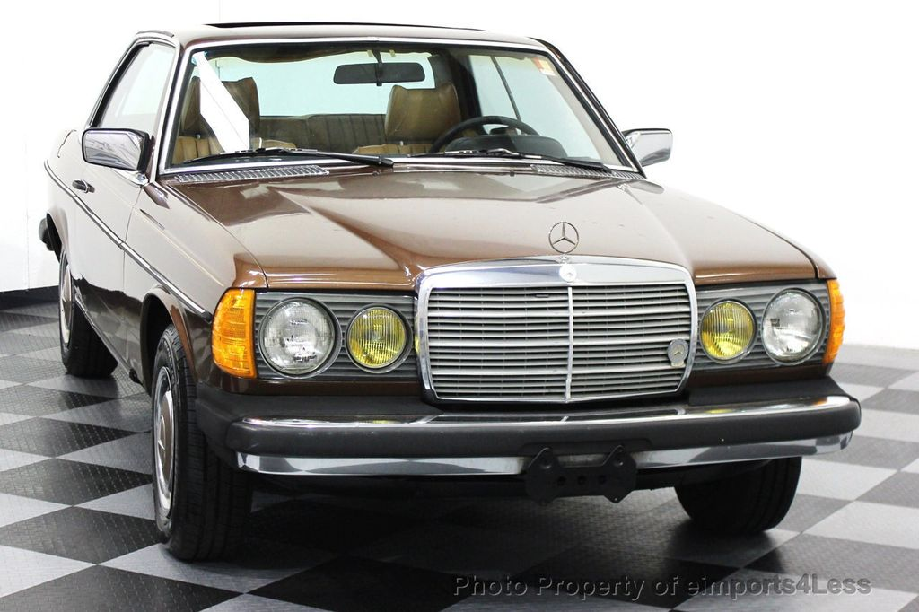 1978 used mercedes benz 300cd diesel coupe at for Mercedes benz doylestown