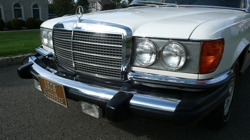 1978 Mercedes-Benz 300SD ALL ORIGINAL - 7826686 - 9