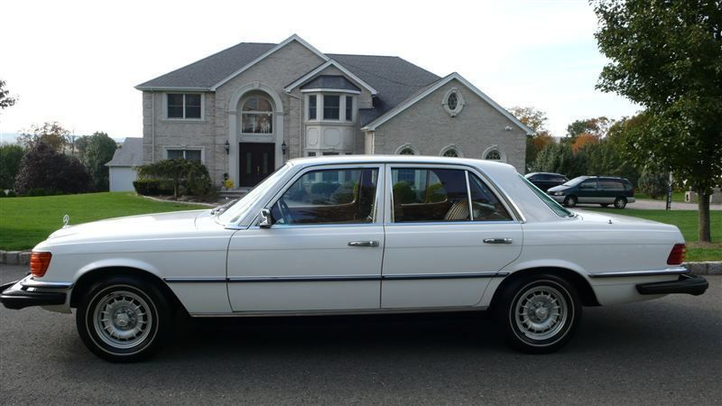 1978 Mercedes-Benz 300SD ALL ORIGINAL - 7826686 - 1