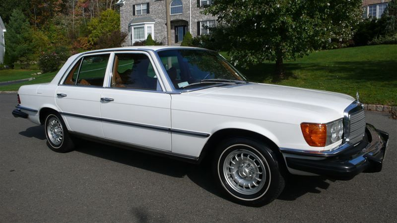 1978 Mercedes-Benz 300SD ALL ORIGINAL - 7826686 - 2