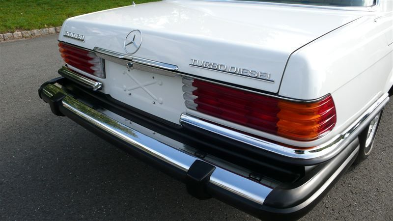 1978 Mercedes-Benz 300SD ALL ORIGINAL - 7826686 - 29