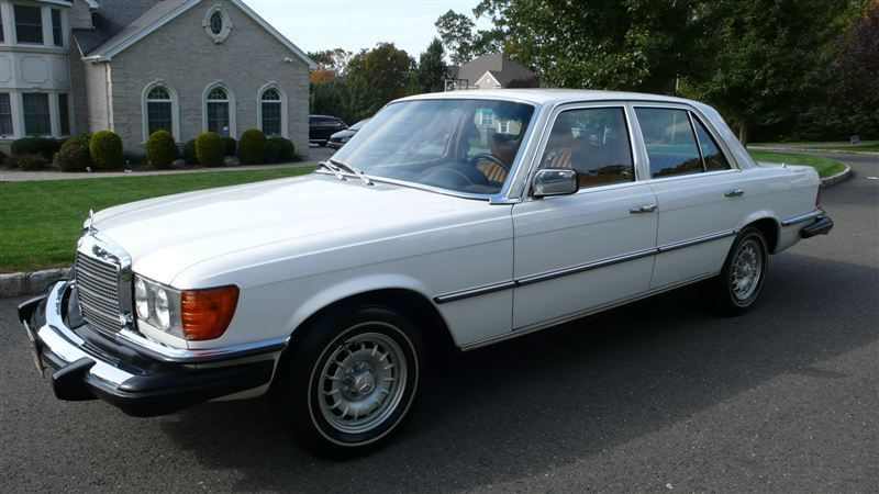 1978 Mercedes-Benz 300SD ALL ORIGINAL - 7826686 - 3