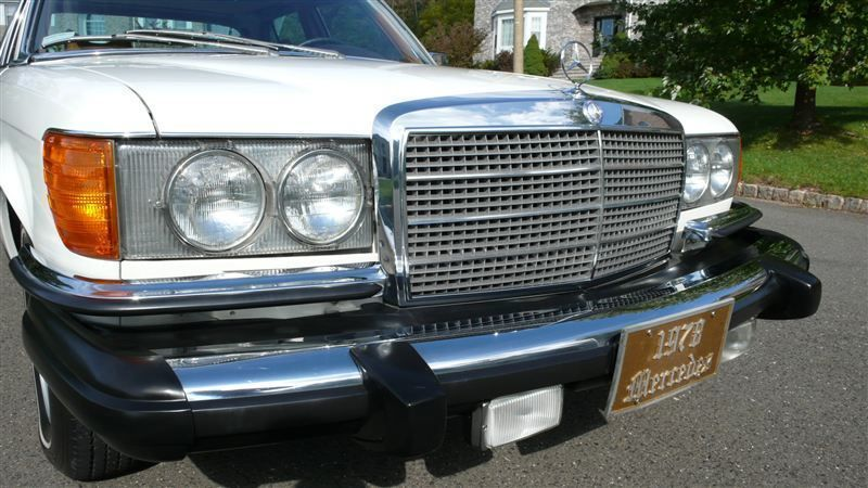 1978 Mercedes-Benz 300SD ALL ORIGINAL - 7826686 - 4