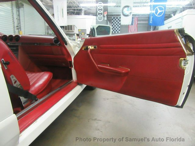 1978 Mercedes-Benz 450SL  - Click to see full-size photo viewer