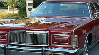 1978 Mercury Grand Marquis - 8Z64S549113