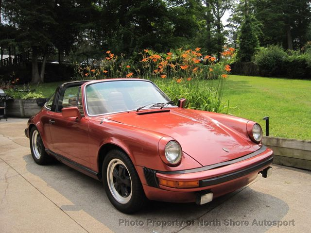 1978 Porsche 911SC  - Click to see full-size photo viewer