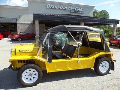 1979 Austin Mini Moke SOLD Convertible