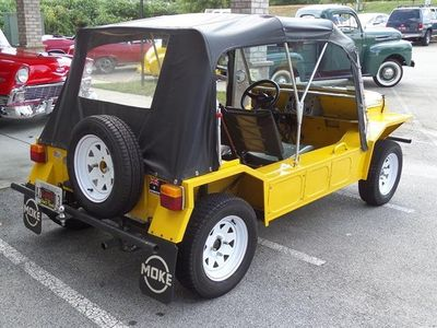 1979 Austin Mini Moke SOLD - Click to see full-size photo viewer